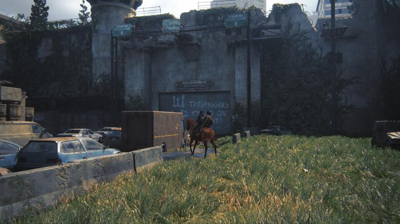 Image from The Last of Us 2