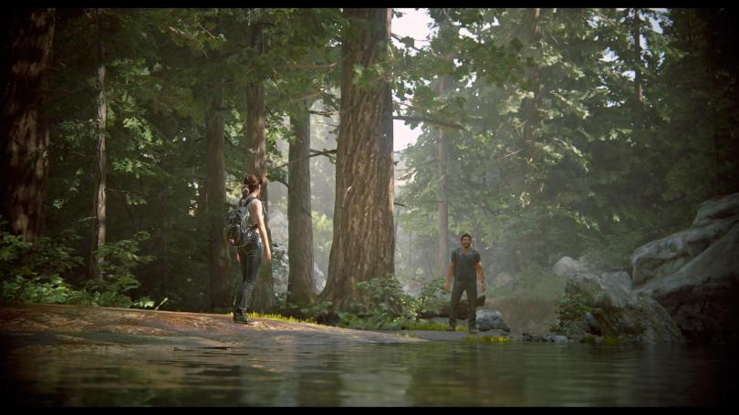 Jungle Image from The Last of Us 2