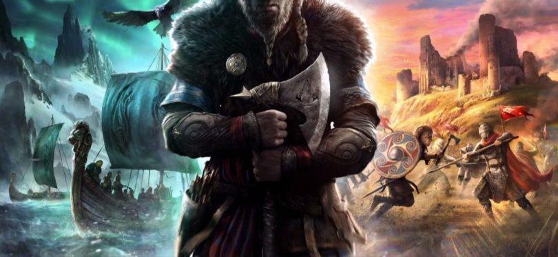 Key art of Assassin's Creed Valhalla
