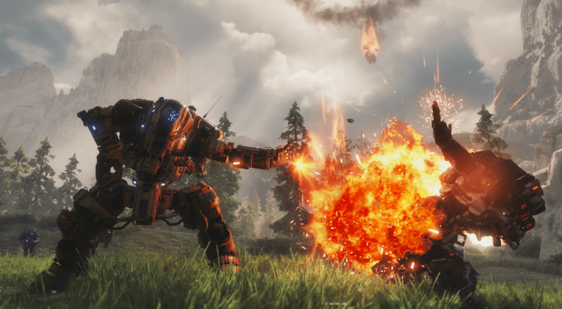 Image from Titanfall 2