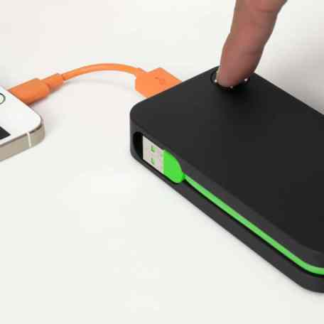 Incase Portable Power 2500 and 5400