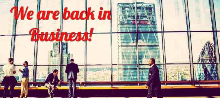 back in business digitaldestiny