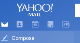 Yahoo Mail Icons