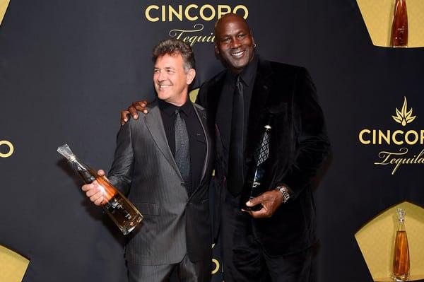 Michael Jordan Launches Ultra-Luxury Line of Tequilla