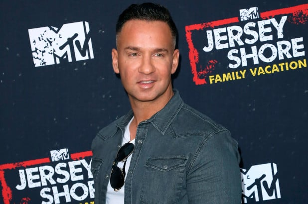 Jersey Shores' Mike 'The Situation' Sorrentino Is A Free Man