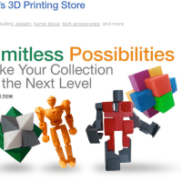 Amazon launches 3D-Printed Store, where you can buy Products customized for you
