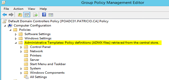 group-policy-central-store