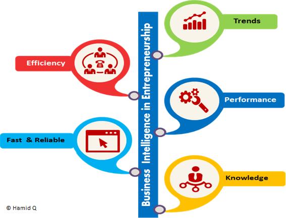 Business Intelligence in Enterpreneurship