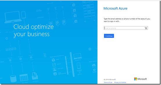 Windows Server 2016 as an Azure VM