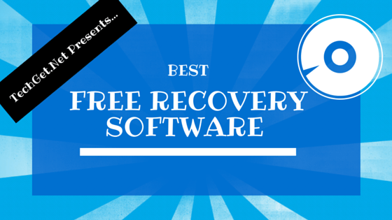 best-free-recovery-software