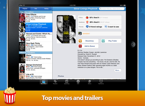 Flixster-movie-app