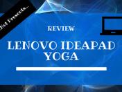 Lenovo IdeaPad Yoga Review
