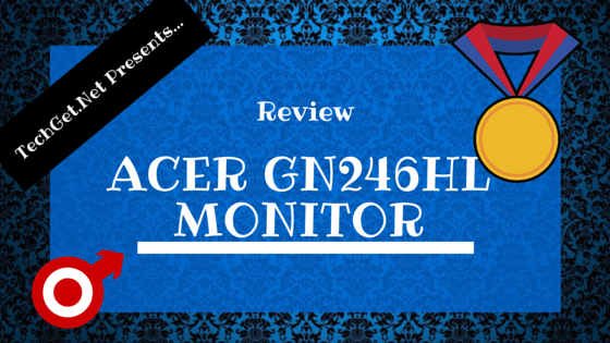 Acer GN246HL Review