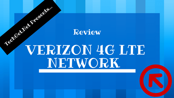 Verizon 4G LTE network review