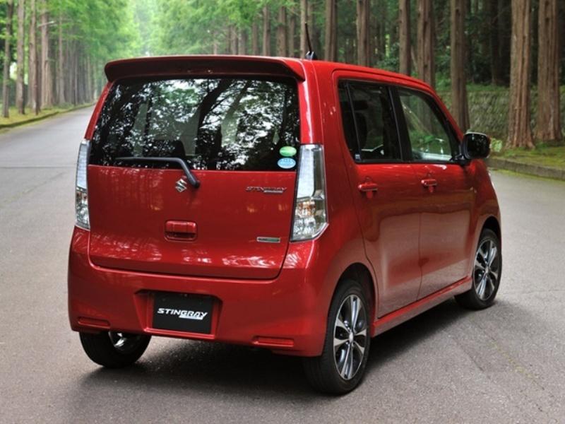 The Modified Sportier Wagon R The All New Maruti Suzuki