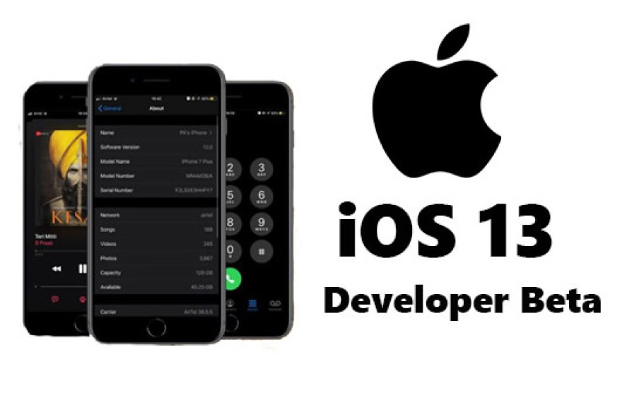 install ios 13 Beta on iphone and ipad