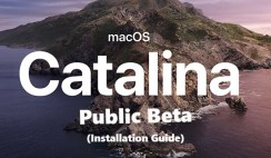 macOS 10.15 Catalina Public Beta