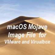 Download macOS Mojave Image files for VMware and Virtualbox