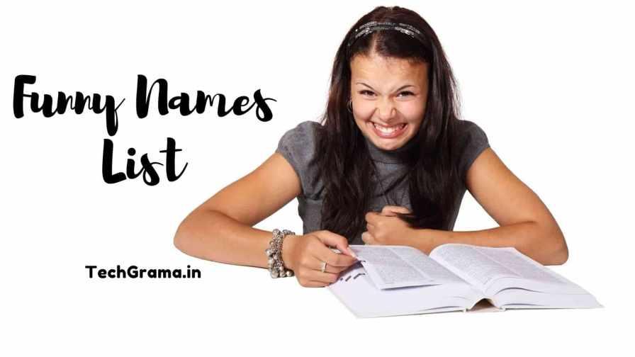 Funny Instagram Names, Funny Instagram Usernames, Funny Username Ideas For Instagram, Funny Names List, Funny Instagram Usernames For Girls