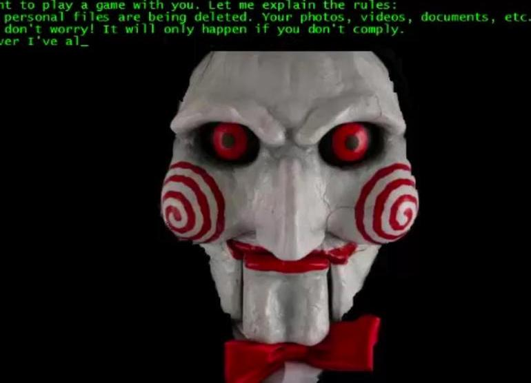 Ransomware Jigsaw Deletes Files If You Don't Pay