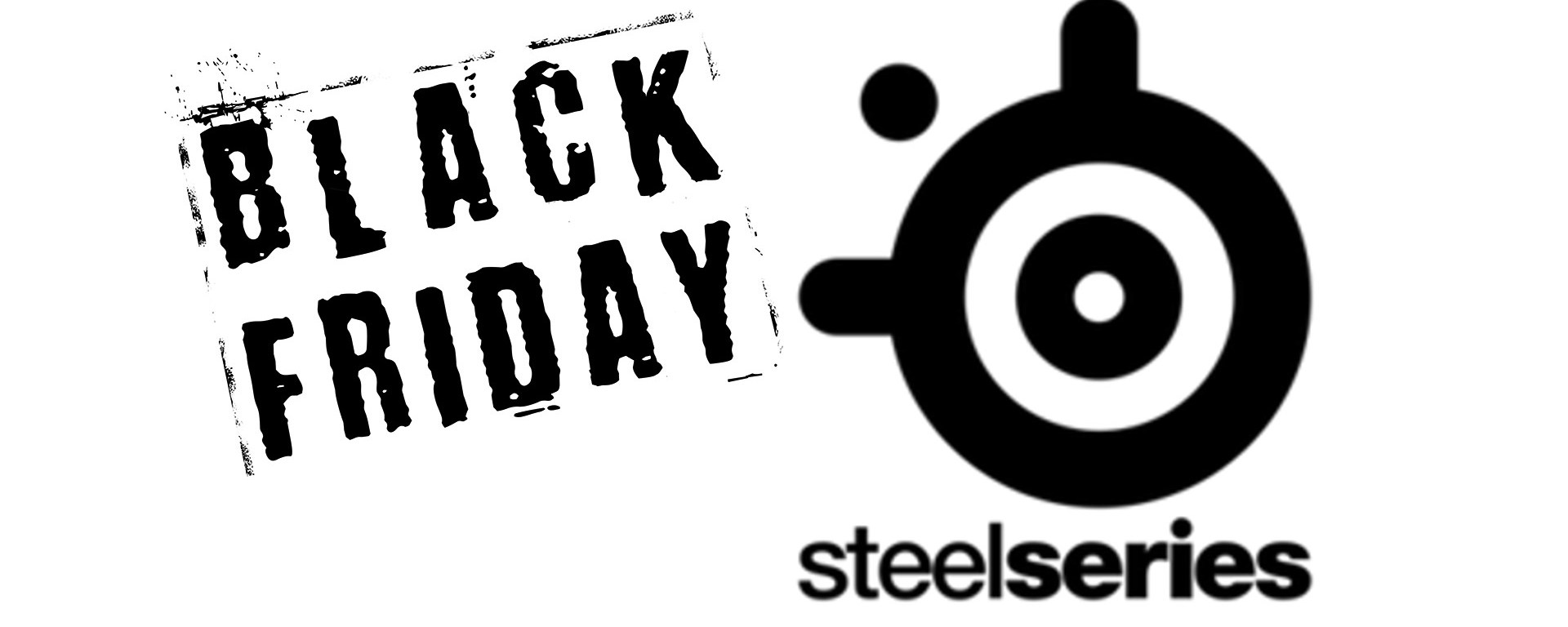 bf543f78f2d SteelSeries Black Friday 2018 Sale Coupons up to 50% OFF!