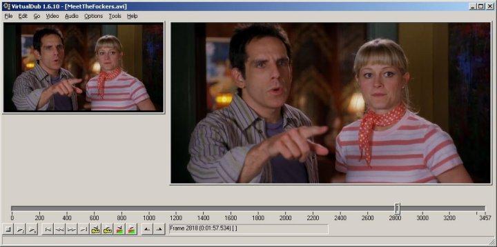 virtualdub interface