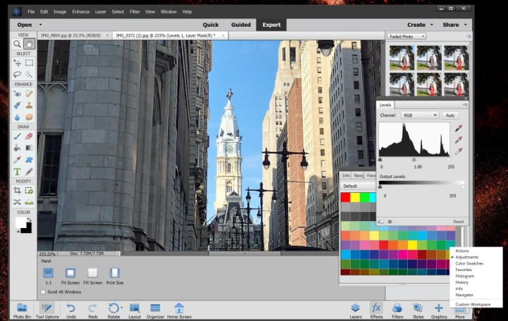 photshop elements photoshop alternative for windows