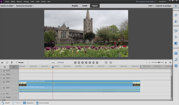 adobe premiere elements - Adobe Premiere substitute for home users