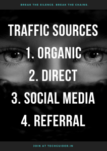 How to drive traffic to your new website