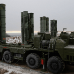 S-400 MISSILE DEFENCE SYSTEMS
