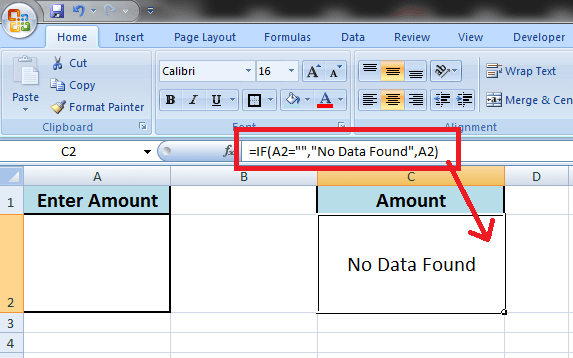 if function excel
