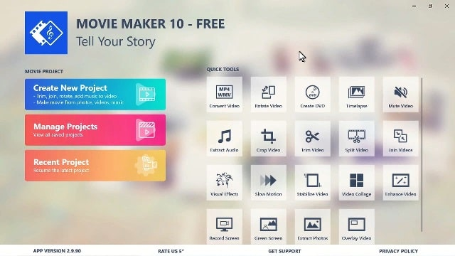 windows 10 movie maker