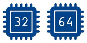 Difference between 32-bit and 64-bit Builds or Operating Systems