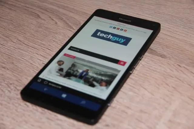 display Lumia 950XL