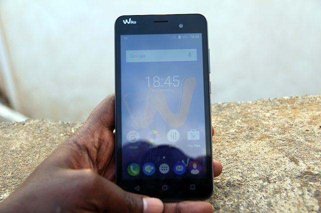 Wiko K-kool display