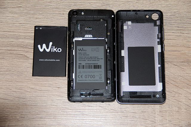 Wiko k-kool battery