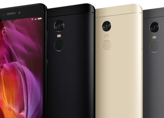 Xiaomi Redmi Note 4X Smartphone Review