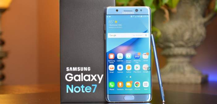 Samsung says revamped Note 7s will go back on sale.