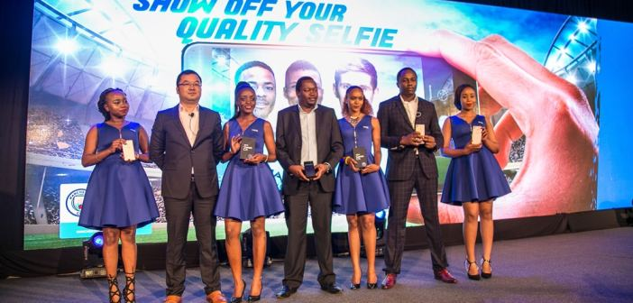 TECNO Mobile launches the Camon CX