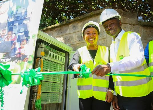 Safaricom Kicks off Fibre to Home Regional  Roll Out Plan