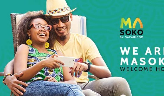 Safaricom has officially launched  its e-commerce Portal Masoko