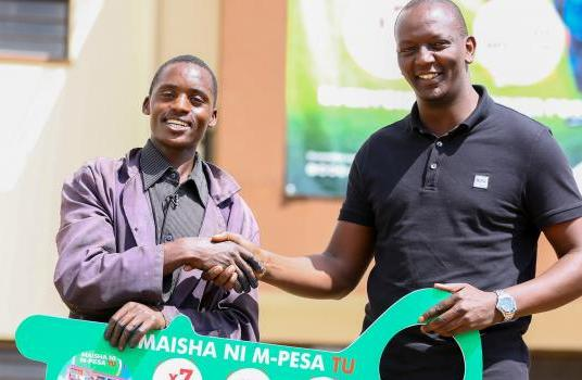Gikomba Trader Wins First Apartment in M-PESA Promotion