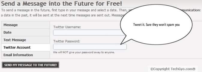 schedule future sms