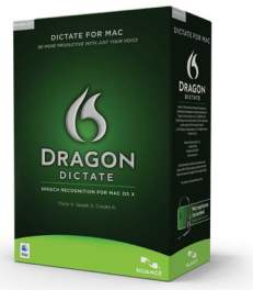 dragon dictate for mac 2.5