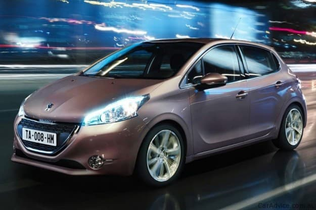 Peugeot Motion & Emotion Show in Rio de Janeiro- Grand Pre-Launch Global Buzz of the Peugeot 208 2