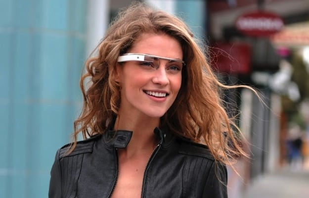 Google Augmented Reality Glasses