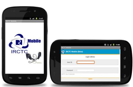 IRCTC Mobile