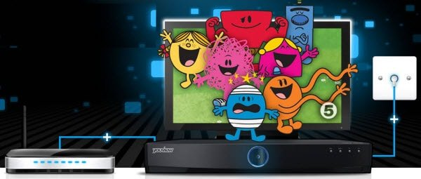 youview television