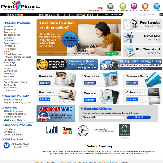 Top 5 Online Tools for Designing a Brochure 5