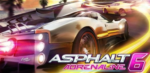 Asphatt6 Android Game